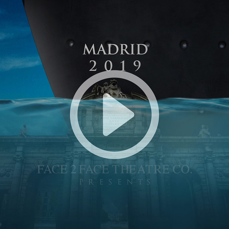 Vídeo Campaña Redes Sociales Titanic: Fish and Ships