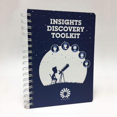 Diseño Gráfico Insights Discovery Toolkit
