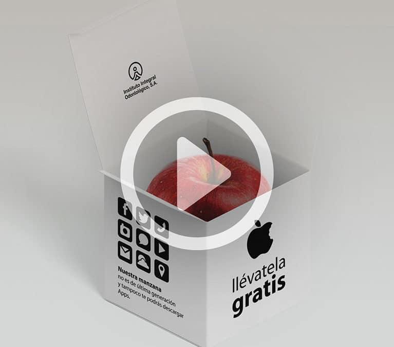 Diseño Gráfico y edición de video en Madrid, Inspiración en cada mordisco