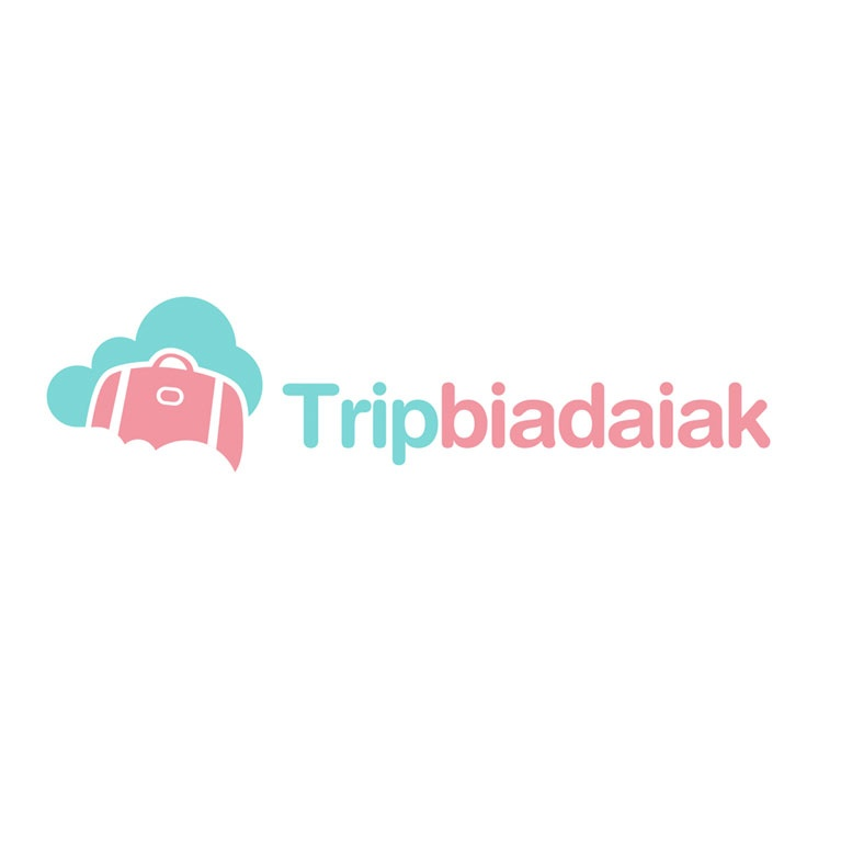 imagen corporativa logotipo tripbiadaiak