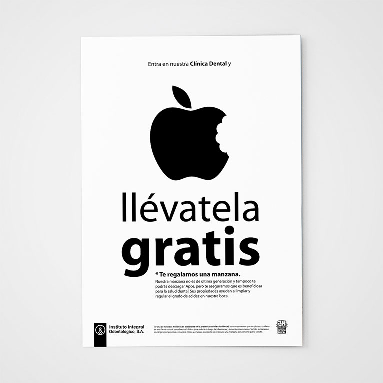 diseño grafico campaña inspiración en cada mordisco