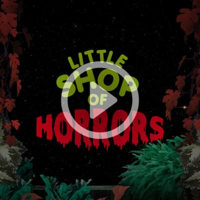 Edición de video en Madrid, Campaña para Redes Sociales Little Shop of Horrors