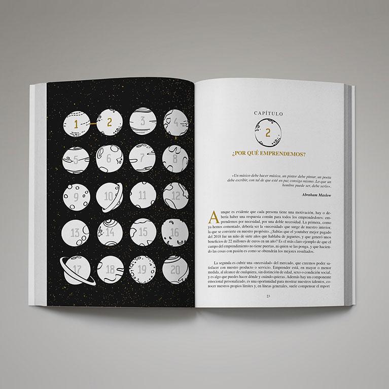 maquetacion el libro del emprendedor