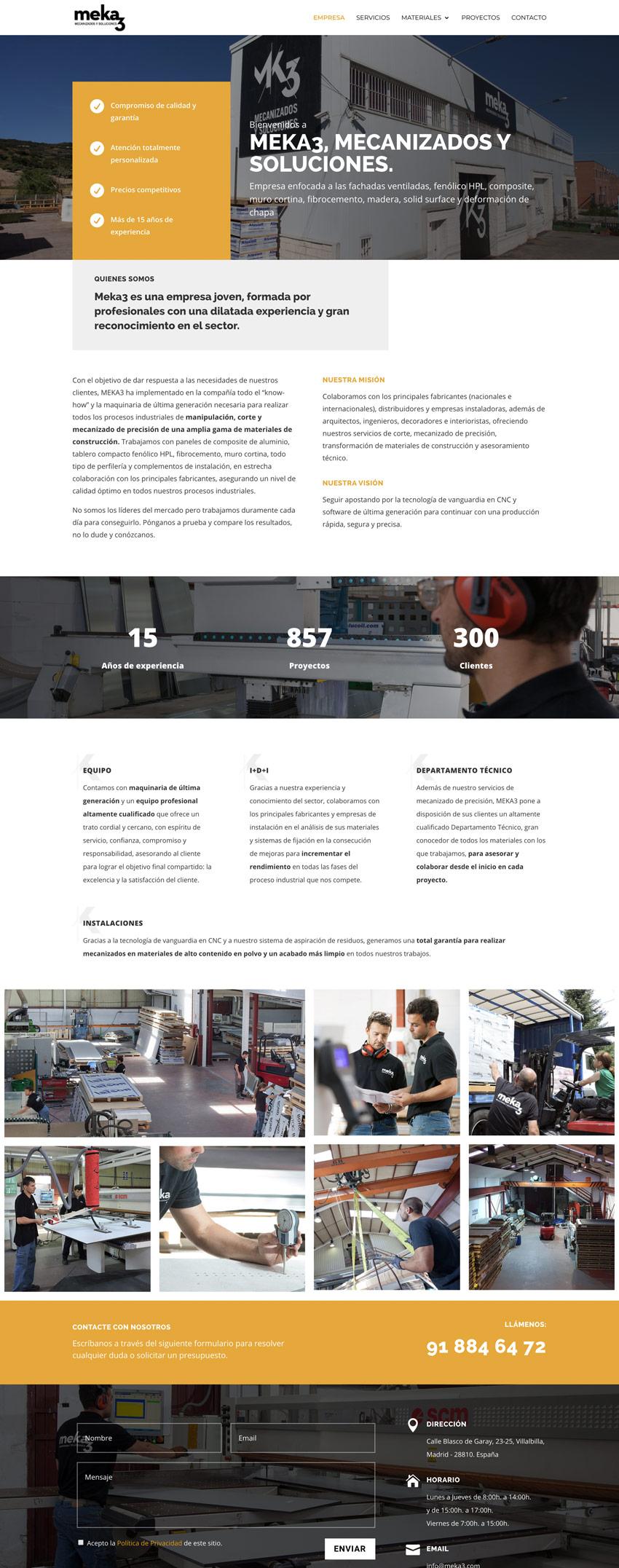 diseno web responsive meka3
