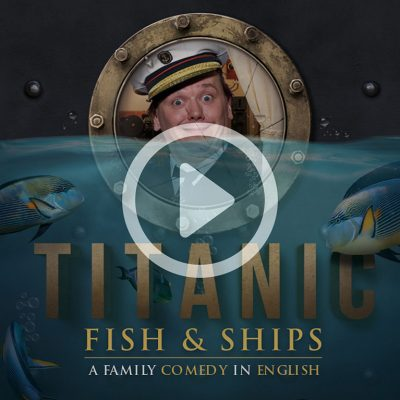Vídeo Titanic: Fish and Ships