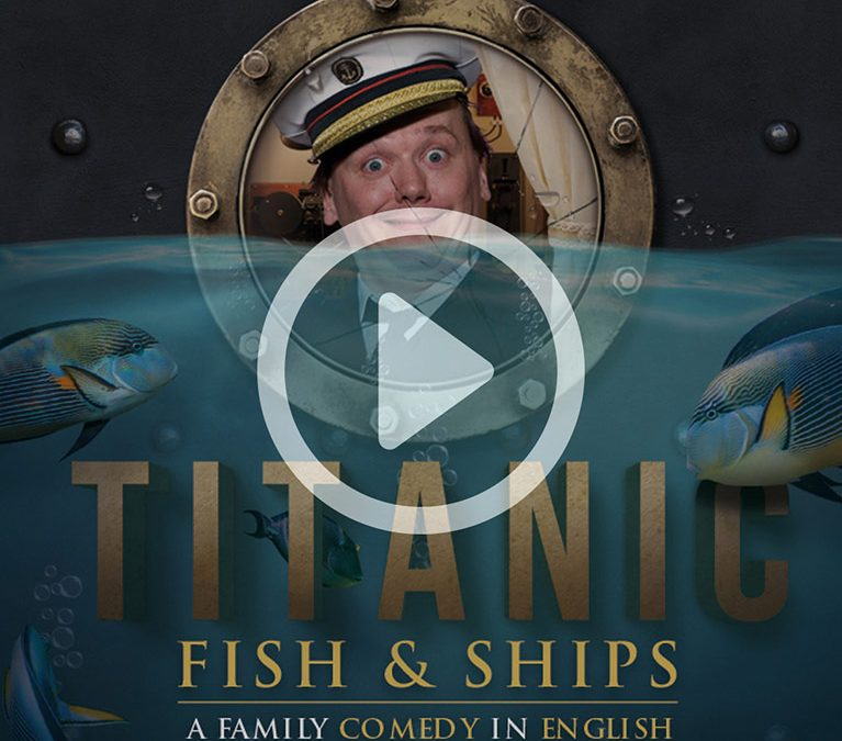 Vídeo Titanic: Fish and Ships
