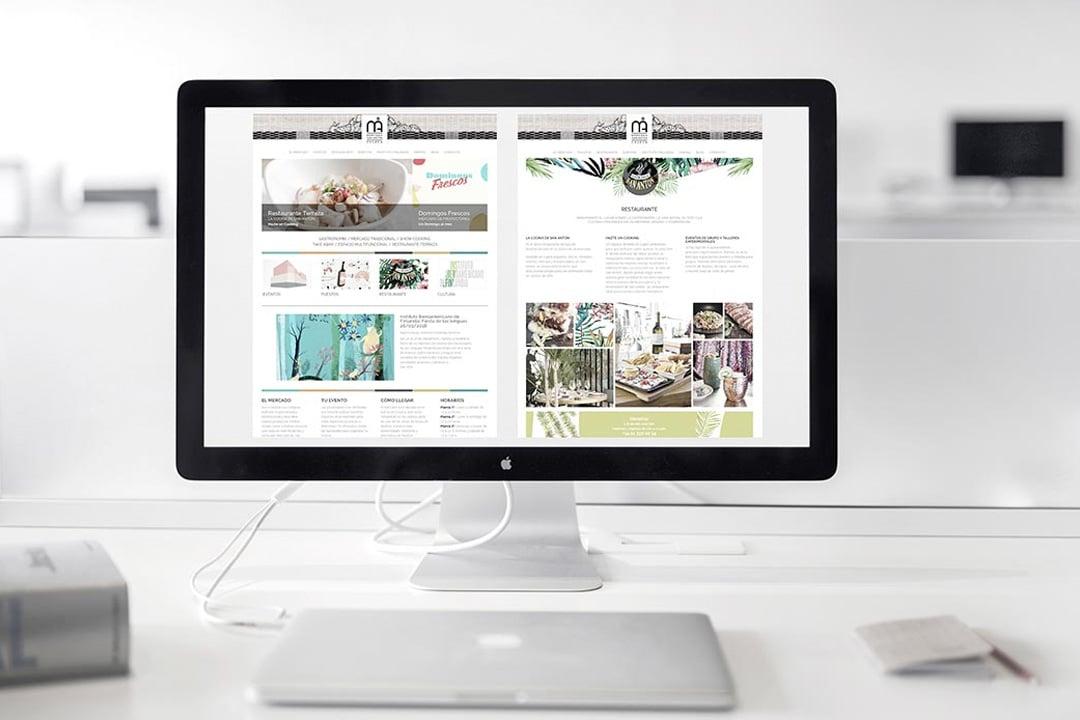 Diseño y desarrollo web en Madrid
