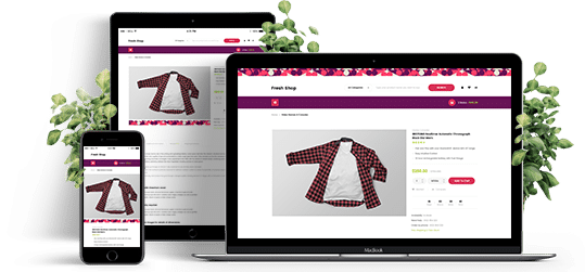Tu Tienda online totalmente responsive