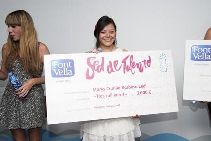 Concurso: Crea el diseño de la nueva botella de Font Vella 2013