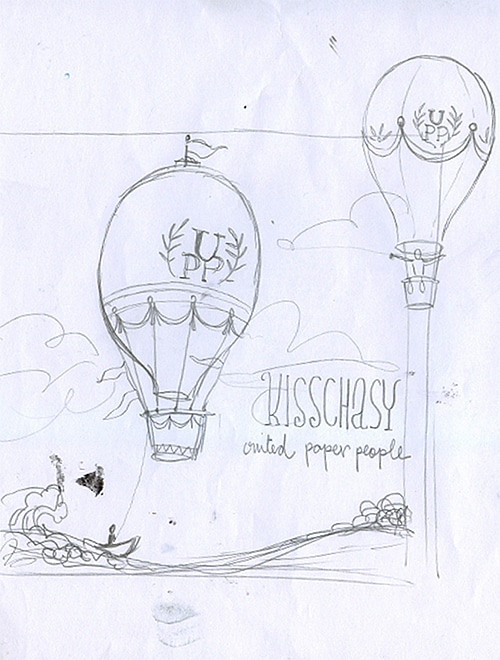 Kisschasy – United Paper People by Debaser