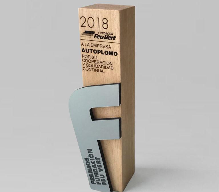 Producción Premios de la Fundación Feu Vert