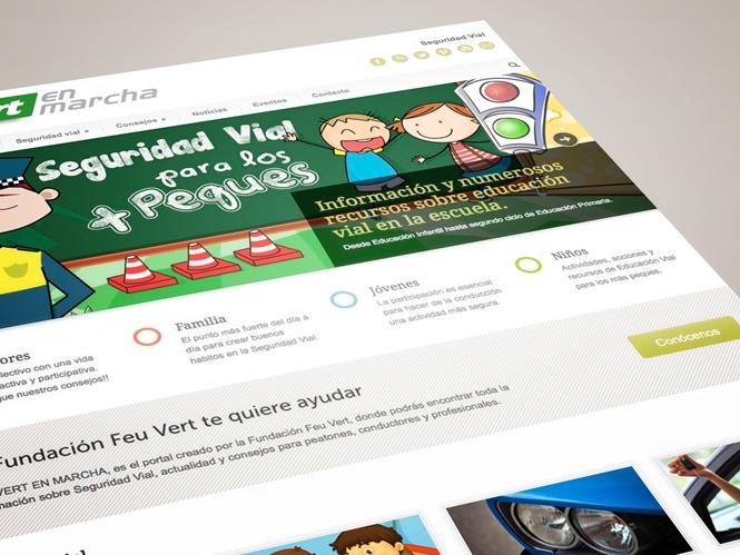 Diseño y mantenimiento de web
