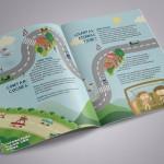 Detalles revista juegos para viajes