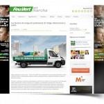 pantallazo diseño web Feu Vert en marcha