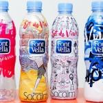 Botellas Font Vella 2012