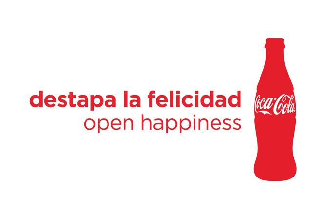 El 77,4% de los españoles identifica la marca Coca-Cola con la felicidad