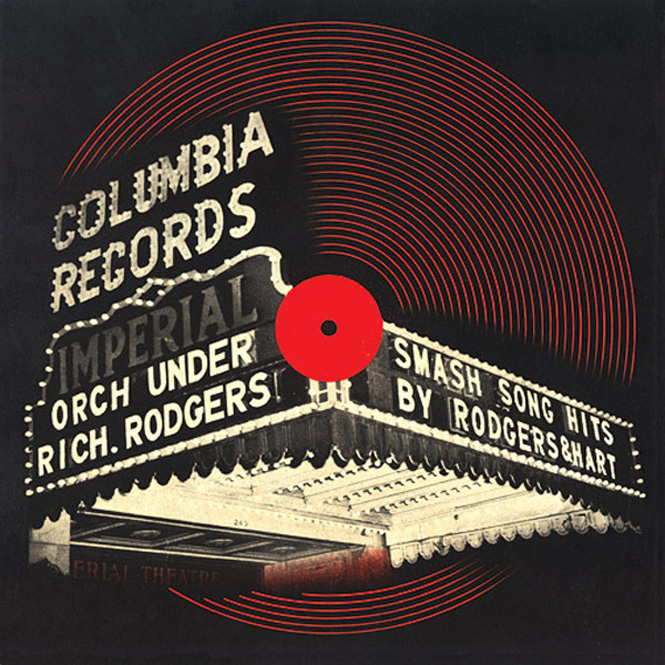 Columbia-records Alex Steinweiss