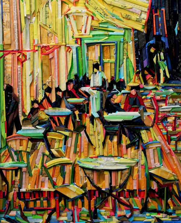 Reinventando obras icónicas de la historia, Vincent van Gogh, Paul Gauguin...