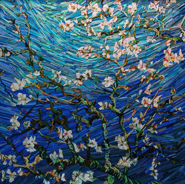 Reinventando obras icónicas de la historia, Vincent van Gogh, Paul Gauguin…