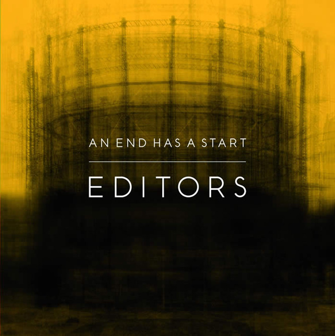 Editors - An End Has a Start by Idris Khan 2007