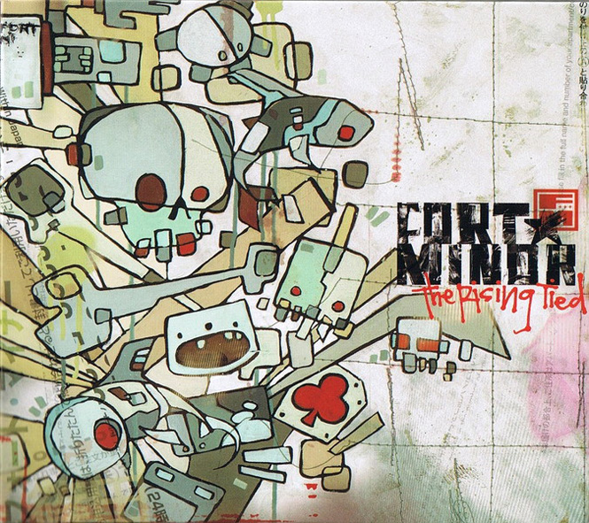 Fort Minor - The Rising Tied Front 2005