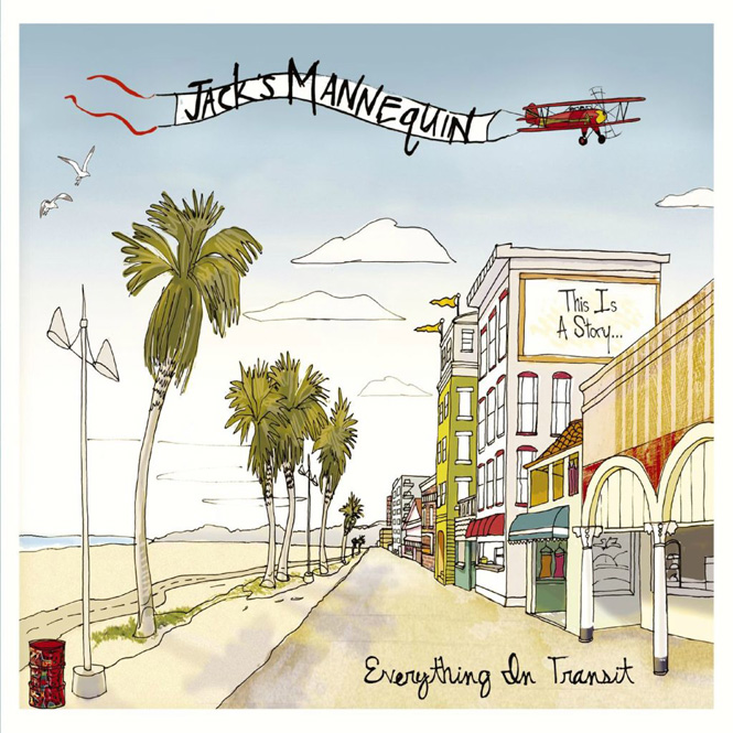 Jacks Mannequin - Everything In Transit 2005