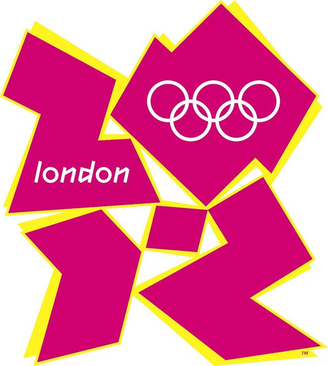 Finalmente, nos gusta el logotipo de los juegos olímpicos de Londres