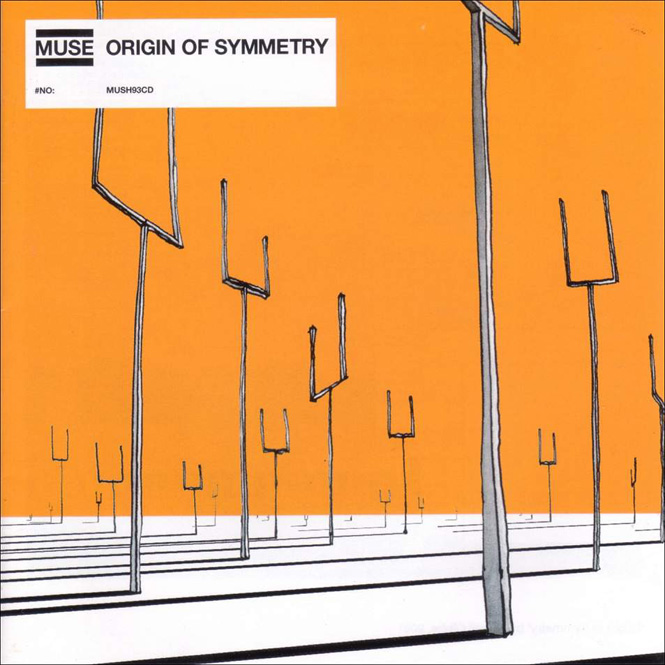 Muse - Origin of Symmetry 2001
