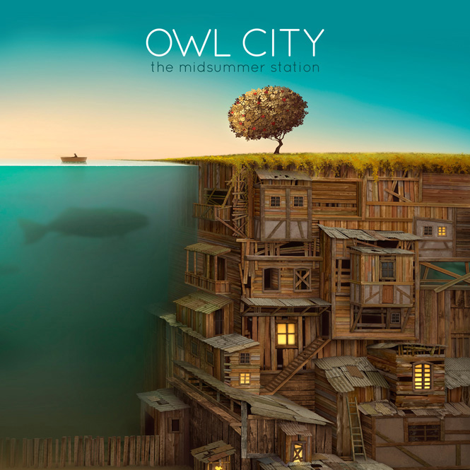Owl City - The Midsummer Station 2012