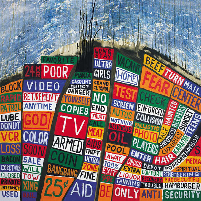 Radiohead - Hail to the Thief 2003