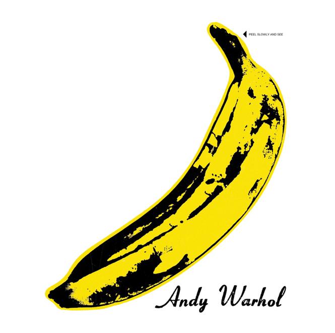 Portadas de discos: ¡Estas 40 tienen los diseños más increíbles!: The Velvet Underground