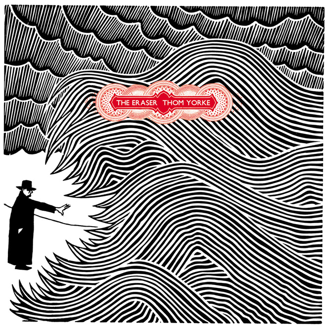 Thom Yorke - The Eraser by Stanley Donwood_2006