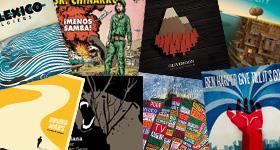 40 increíbles diseños de portadas discográficas de ahora y antes