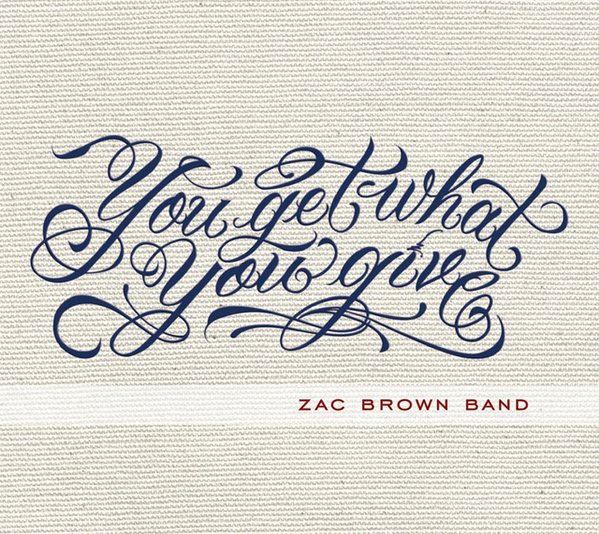 Zac Brown Band - You get what you give 2010