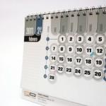 Detalle calendario Dadú 2011