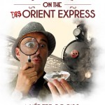 Murder on the Orient Express - Face2Face productions - Diseño Dadú Estudio