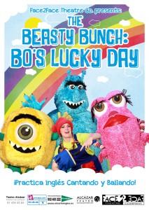 Beasty Bunch: Bo´s Lucky Day - Face2Face productions - Diseño Dadú Estudio