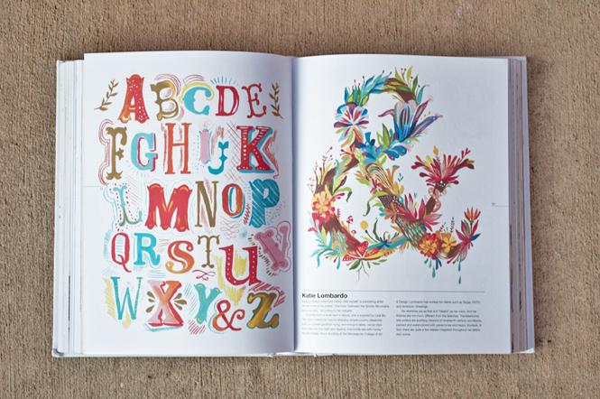 Katie Lombardo Typography Sketchbook