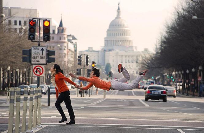 Jordan Matter - Dancers among us