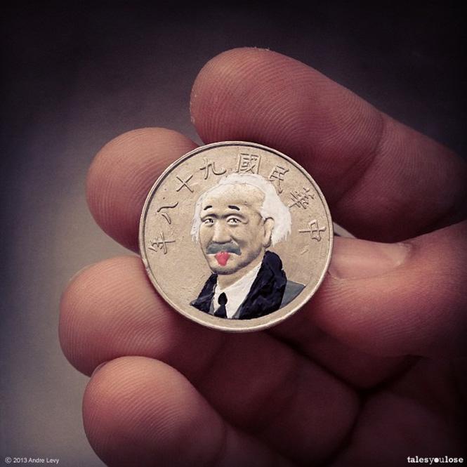 Tales You Lose: Andre Levy y su propia realidad de monedas